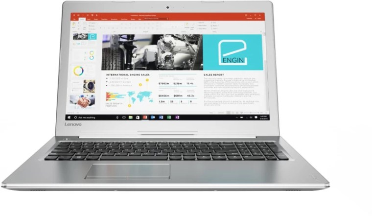 Lenovo Core i7 6th Gen - (8 GB/1 TB HDD/Windows 10 Home/4 GB Graphics) IP 510 Laptop(15.6 inch, Pearl Black, 2.2 kg)