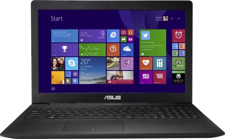 Asus X Series Celeron Quad Core 4th Gen - (4 GB/500 GB HDD/Windows 8.1) X553MA-BING-SX488B Laptop(15.6 inch, Black, 2.15 kg)