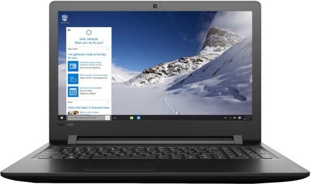Lenovo Core i3 6th Gen - (4 GB/1 TB HDD/Windows 10 Home) Ideapad 110 Laptop(15.6 inch, Black, 2.2 kg)