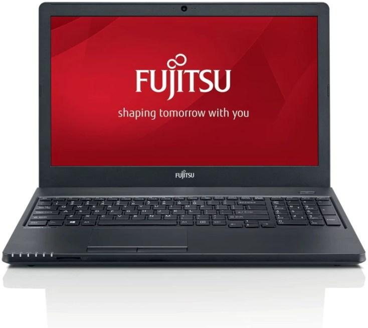 Fujitsu Lifebook Core i3 5th Gen - (8 GB/500 GB HDD/DOS) Lifebook A555 Laptop(15.6 inch, Black)