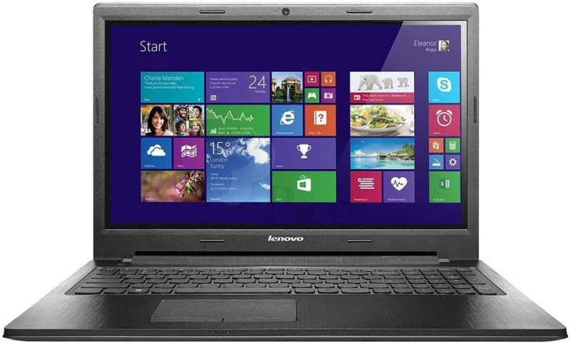 Lenovo G50-80 Core i3 5th Gen - (4 GB/1 TB HDD/Windows 10 Home/128 MB Graphics) G50-80 Laptop(15.6 inch, Black, 2.5 kg)