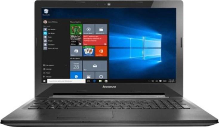 Lenovo G50-80 Core i3 5th Gen - (8 GB/1 TB HDD/Windows 10 Home/2 GB Graphics) G50-80 Laptop(15.6 inch, Black, 2.5 kg)