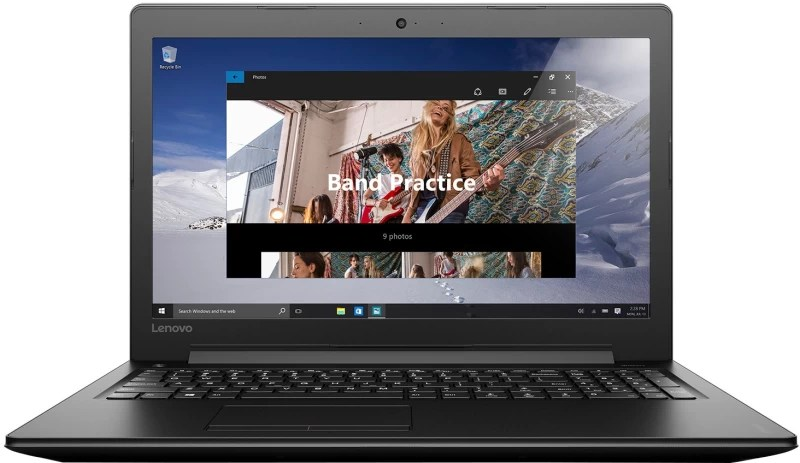 Lenovo Ideapad 310 APU Quad Core A10 7th Gen - (8 GB/1 TB HDD/Windows 10 Home/2 GB Graphics) 310 Laptop(15.6 inch, Black, 2.2 kg)