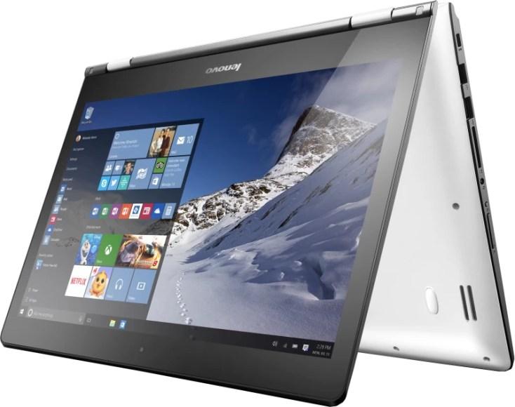 Lenovo Core i7 6th Gen - (8 GB/1 TB HDD/Windows 10 Home/2 GB Graphics) Yoga 500 2 in 1 Laptop(14 inch, White, 1.80 kg)