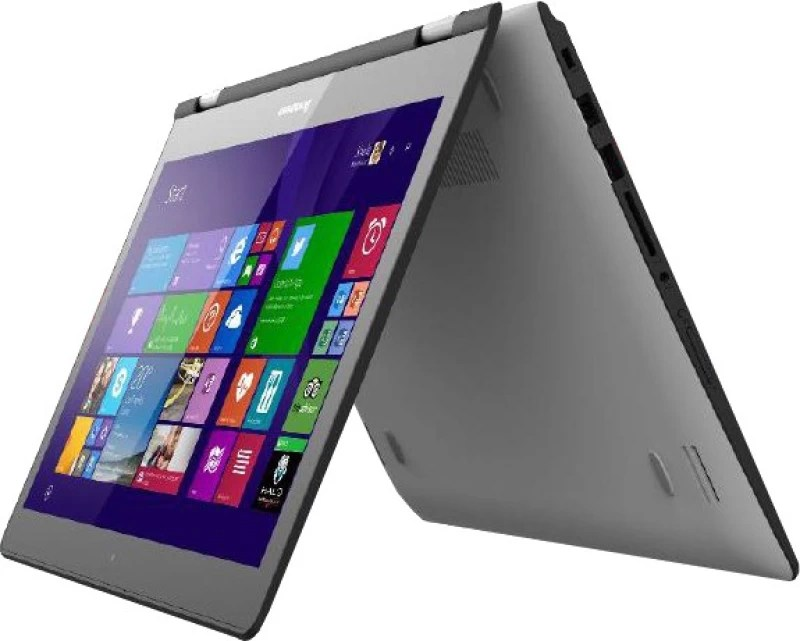 Lenovo Yoga 500 Core i5 5th Gen - (4 GB/500 GB HDD/Windows 8 Pro) 500 2 in 1 Laptop(14 inch, White, 1.8 kg)