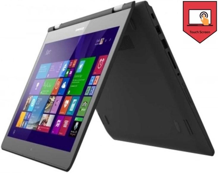 Lenovo Yoga 500 Core i5 5th Gen - (4 GB/500 GB HDD/8 GB SSD/Windows 8 Pro/2 GB Graphics) 500 2 in 1 Laptop(14 inch, Black, 1.8 kg)