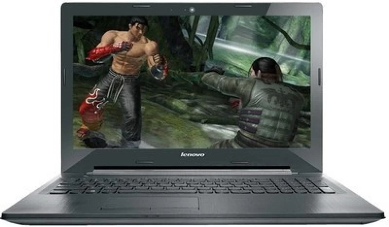 Lenovo G50-80 Core i3 4th Gen - (4 GB/1 TB HDD/DOS/2 GB Graphics) G50-80 Laptop(15.6 inch, Black & SIlver, 2.5 kg)