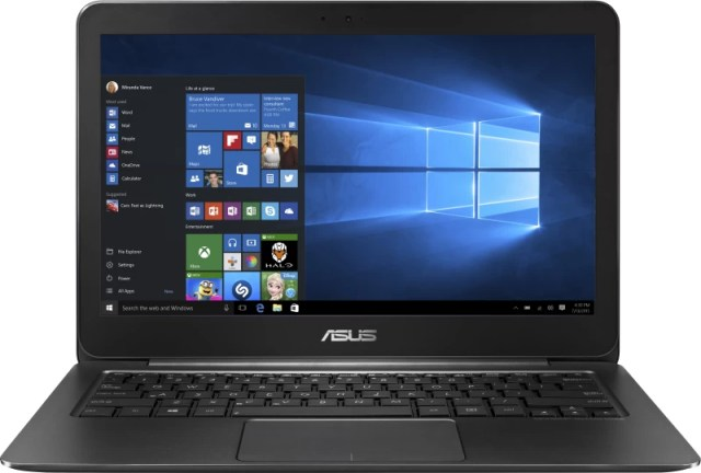 Asus Zenbook Core m5 5th Gen - (4 GB/256 GB SSD/Windows 10 Home) UX305FA-FC008T Thin and Light Laptop(13.3 inch, Black, 1.2 kg)