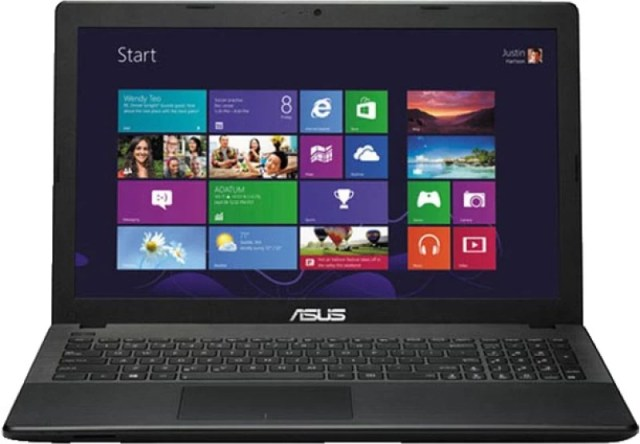 Asus X Pentium Quad Core 4th Gen - (2 GB/500 GB HDD/Windows 8.1) X553MA-BING-SX526B Laptop(15.6 inch, Black, 2.2 kg)