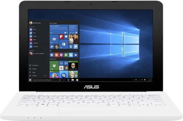 Asus Celeron Dual Core 5th Gen - (2 GB/500 GB HDD/Windows 10 Home) E202SA-FD0012T Laptop(11.6 inch, White, 1.25 kg)