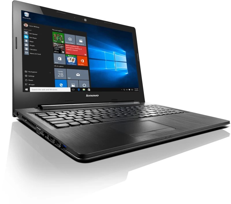 Lenovo G Series APU Quad Core A8 6th Gen - (4 GB/1 TB HDD/Windows 10 Home) Y700-15ISK Laptop(15.6 inch, Black, 2.5 kg)