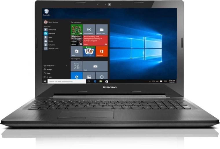 Lenovo G50-80 Core i5 5th Gen - (8 GB/1 TB HDD/Windows 10 Home/2 GB Graphics) G50-80 Laptop(15.6 inch, Black, 2.5 kg)