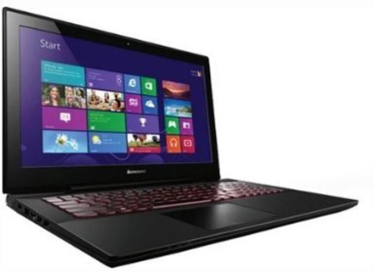 Lenovo Y50-70 Core i7 4th Gen - (16 GB/1 TB HDD/8 GB SSD/Windows 8 Pro/4 GB Graphics) Y50-70 Business Laptop(15.6 inch, Black)