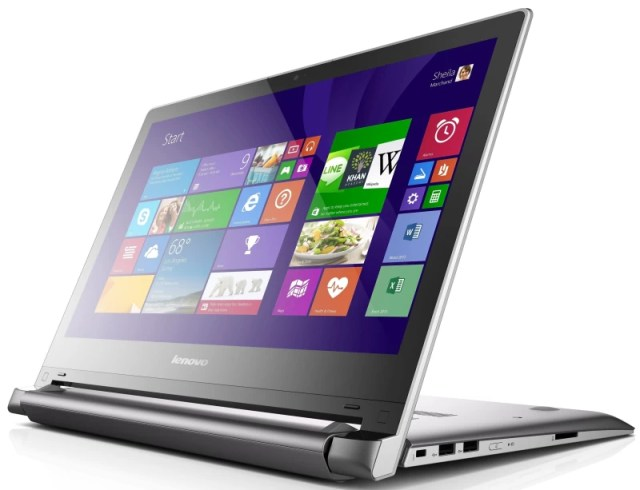 Lenovo APU Quad Core A6 6th Gen - (4 GB/500 GB HDD/8 GB SSD/Windows 8.1) Flex 2-14D Laptop(13.86 inch, Black, 1.9 kg)