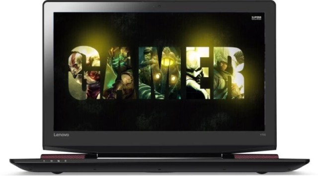 Lenovo Core i7 6th Gen - (16 GB/1 TB HDD/128 GB SSD/Windows 10 Home/4 GB Graphics) Y700 Gaming Laptop(17.3 inch, Black, 3.5 kg)