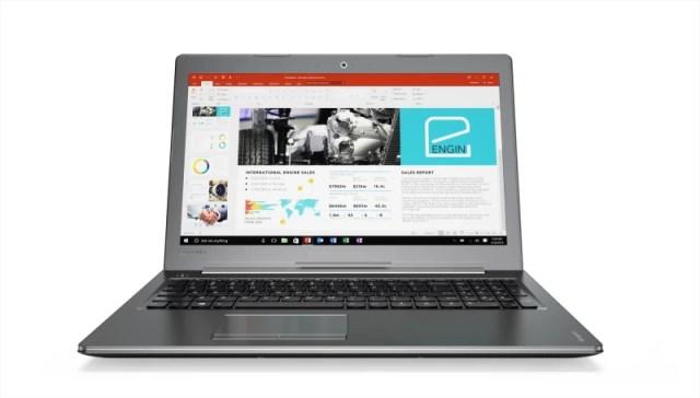 Lenovo Core i5 7th Gen - (8 GB/1 TB HDD/Windows 10 Home/2 GB Graphics) Ideapad 510 Laptop(15.6 inch, Gun Metal, 2.2 kg)