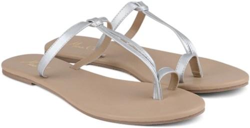 miss cl women sandal 8 miss cl by carlton london silver original imaetdejj3zxdefm - Miss CL By Carlton London Women SILVER Flats