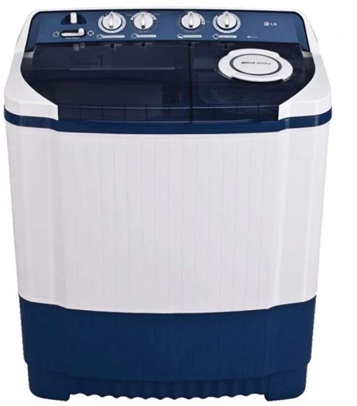 LG 8 kg Semi Automatic Top Load Washing Machine Blue(P9037R3SM)