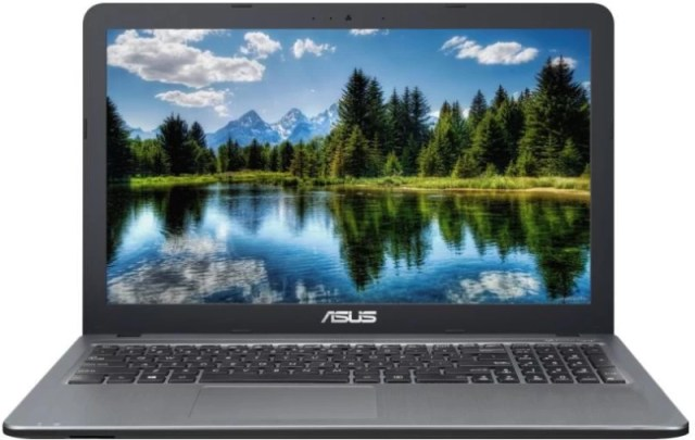 Asus X SERIES Celeron Dual Core 6th Gen - (4 GB/500 GB HDD/DOS) X540SA-XX366D Laptop(15.6 inch, SIlver, 1.9 kg)