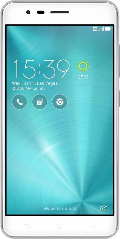 Asus Zenfone Zoom S (Glacier Silver, 64 GB)(4 GB RAM)