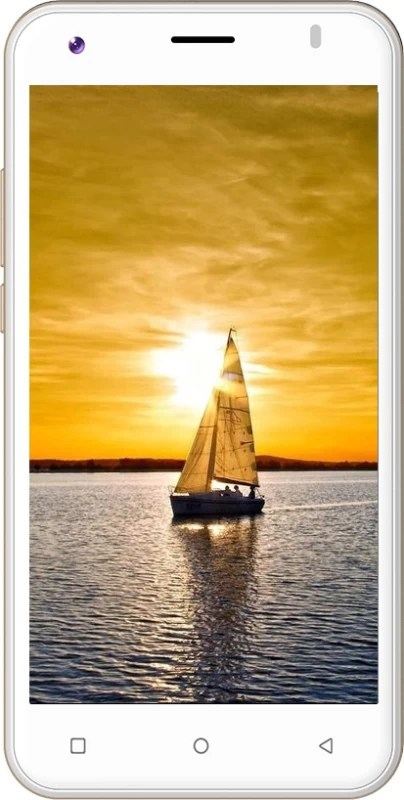 iVooMi Me5 - 4G VoLTE (Champagne Gold, 16 GB)(2 GB RAM)