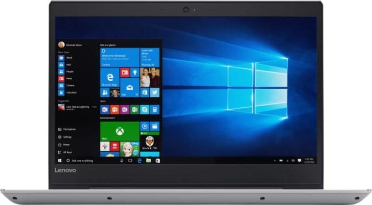 Lenovo Ideapad Core i5 7th Gen - (8 GB/1 TB HDD/128 GB SSD/Windows 10 Home/2 GB Graphics) IP 520S Notebook(14 inch, Grey, 1.7 kg)