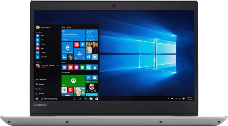 Lenovo Ideapad Core i5 7th Gen - (8 GB/1 TB HDD/128 GB SSD/Windows 10 Home/2 GB Graphics) IP 520S Notebook(14 inch, Grey, 1.7 kg)