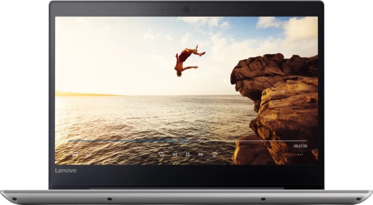 Lenovo Ideapad Core i3 7th Gen - (4 GB/1 TB HDD/Windows 10 Home/2 GB Graphics) IP 320S Notebook(14 inch, Grey, 1.7 kg)