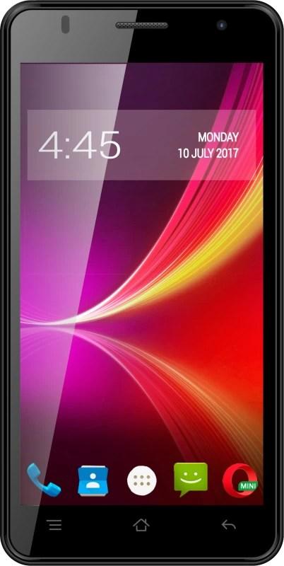 Swipe Elite 4G (Black, 8 GB)(1 GB RAM)