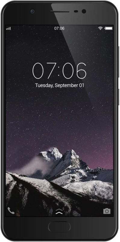 VIVO Y69 (Matte Black, 32 GB)(3 GB RAM)