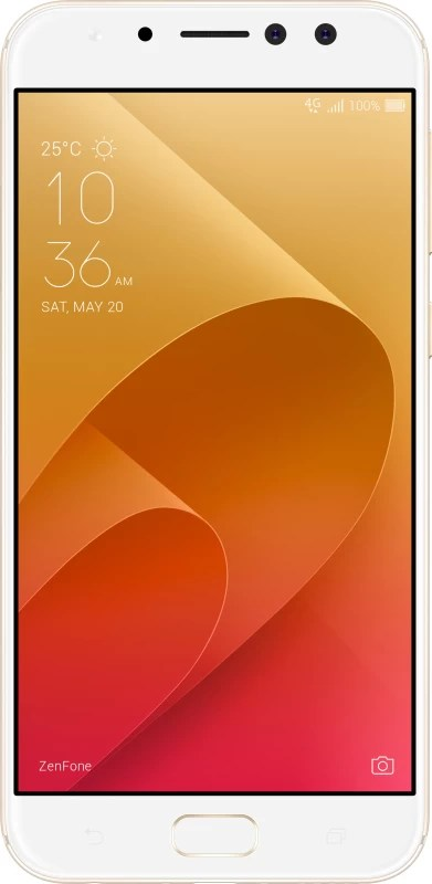 Asus Zenfone 4 Selfie Pro (Gold, 64 GB)(4 GB RAM)