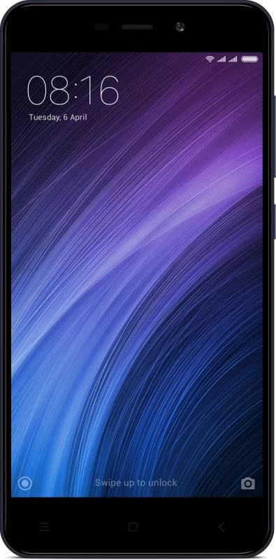 Redmi 4A (Dark Grey, 32 GB)(3 GB RAM)