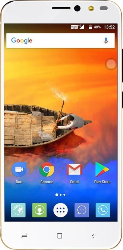 iVooMi Me3S (Champagne Gold, 32 GB)(3 GB RAM)