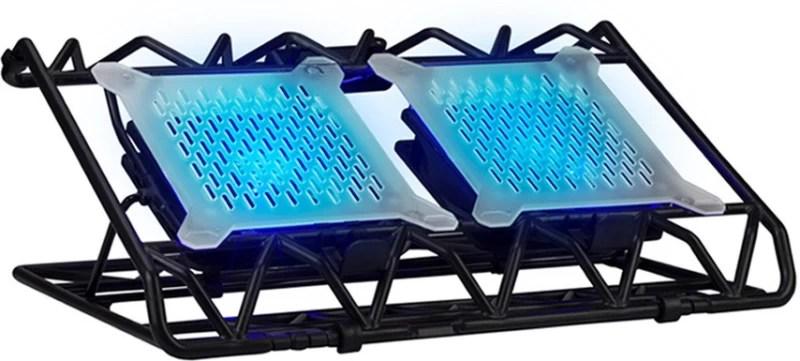 Zebronics ZEB-NC5000M Cooling Pad(Black)