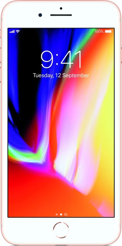 Apple iPhone 8 Plus (Gold, 256 GB)