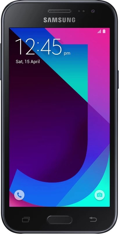 Samsung Galaxy J2-2017 (Absolute black, 8 GB)(1 GB RAM)