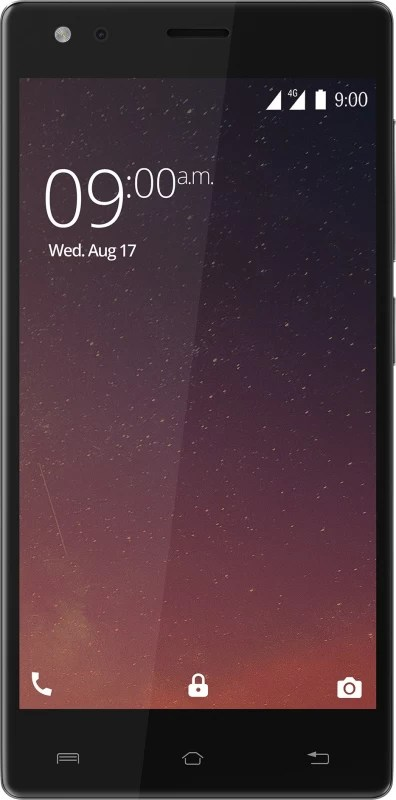 Xolo ERA 3X (Posh Black, 16 GB)(3 GB RAM)