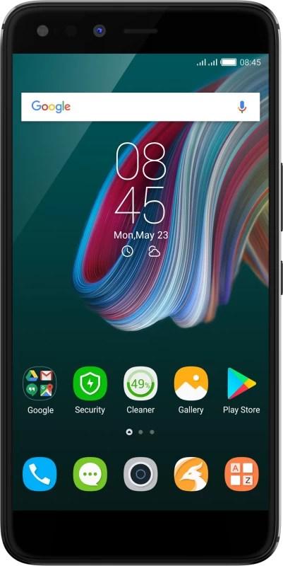 Infinix Zero 5 (Sandstone Black, 64 GB)(6 GB RAM)