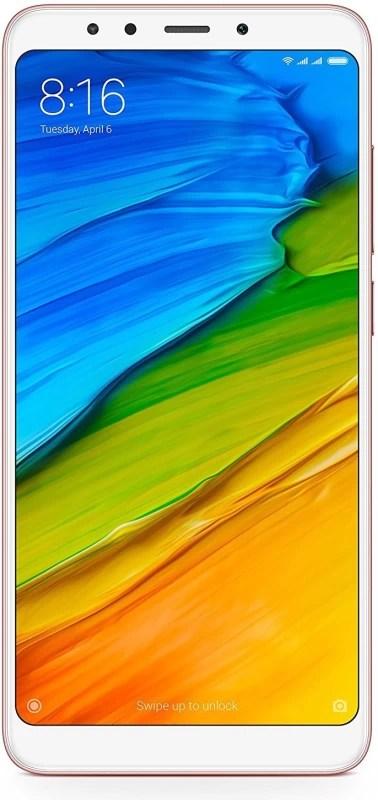 Redmi 5 (Rose Gold, 16 GB)(2 GB RAM)