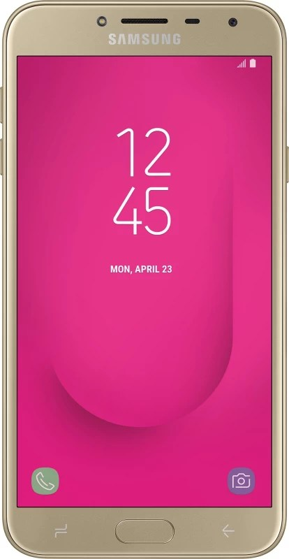Samsung Galaxy J4 (Gold, 32 GB)(3 GB RAM)