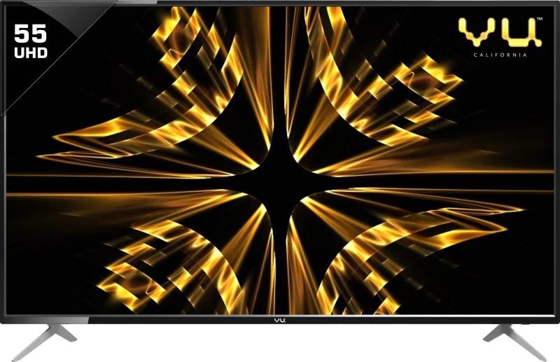 Vu Iconium 140cm (55 inch) Ultra HD (4K) LED Smart TV(55UH7545)