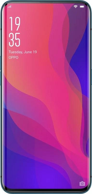 OPPO Find X (Glacier Blue, 256 GB)(8 GB RAM)