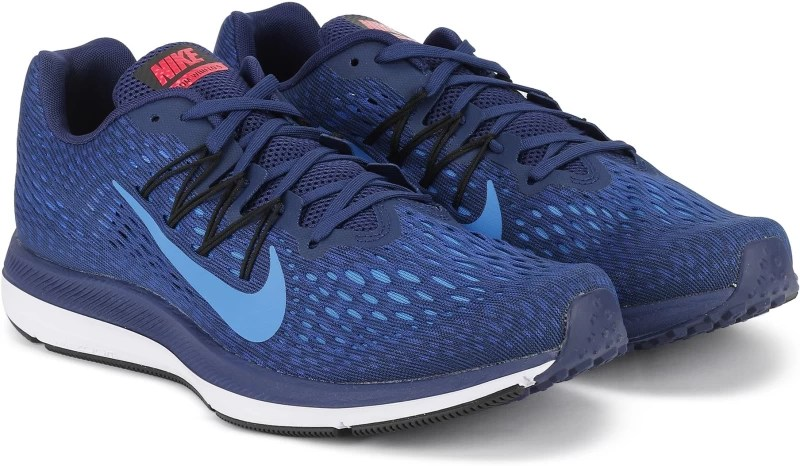 Nike ZOOM WIN SS 19 Running Shoes For Men(Blue)