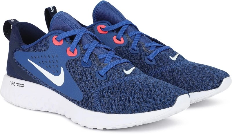 Nike LEGEND R SS 19 Running Shoes For Men(Blue)