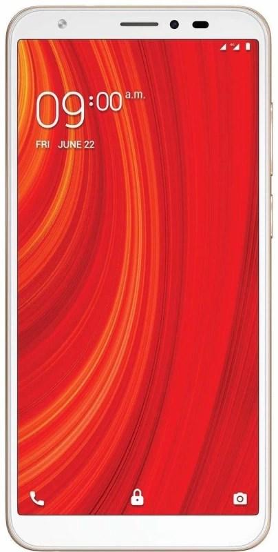 Lava Z61 (Gold, 16 GB)(1 GB RAM)