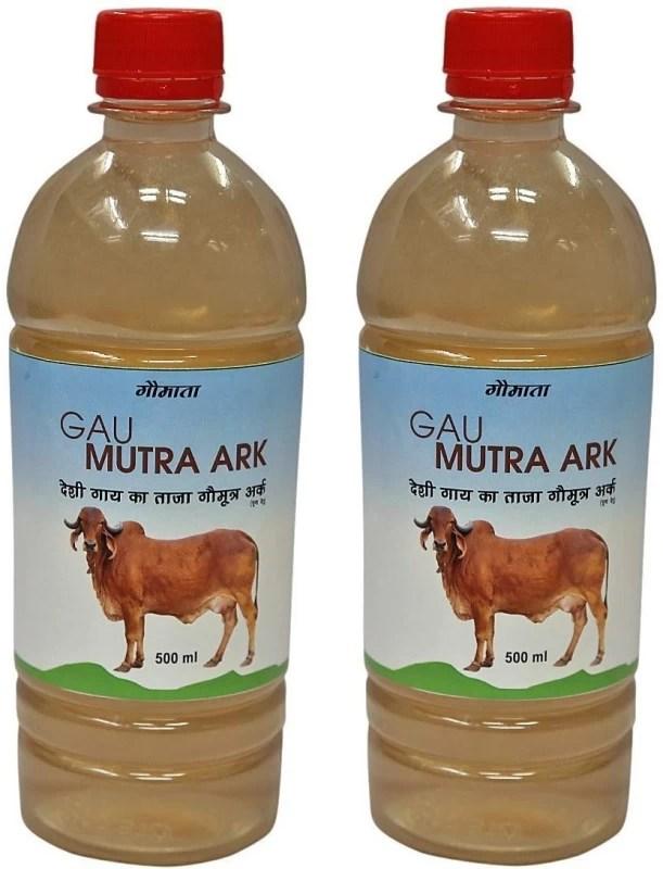 MAVEN & BLOOM Gau Mutra Ark (A2 Cow Urine) Pack of 2