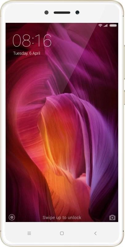 Redmi Note 4 (Gold, 32 GB)(3 GB RAM)