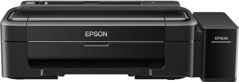 Epson Ink Tank L310 Single Function Printer(Black, Refillable Ink Tank)