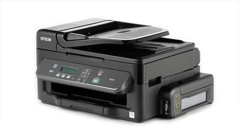 Epson Ink Tank M205 Multi-function Wireless Printer(Black, Refillable Ink Tank)