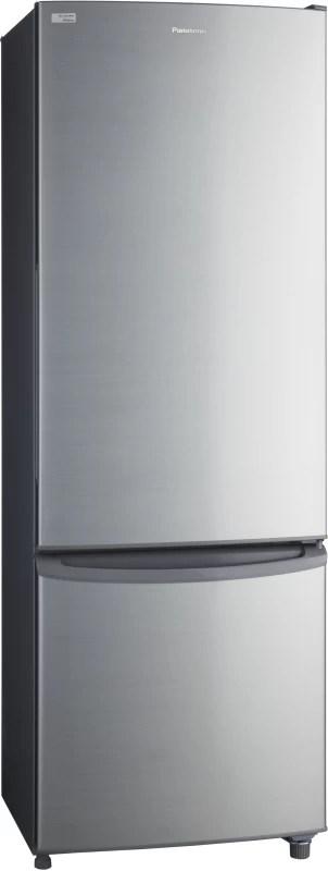 Panasonic 342 L Frost Free Double Door Refrigerator(Shining Silver, NR-BR347VSX1)